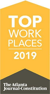 AJC Top Work Places 2019
